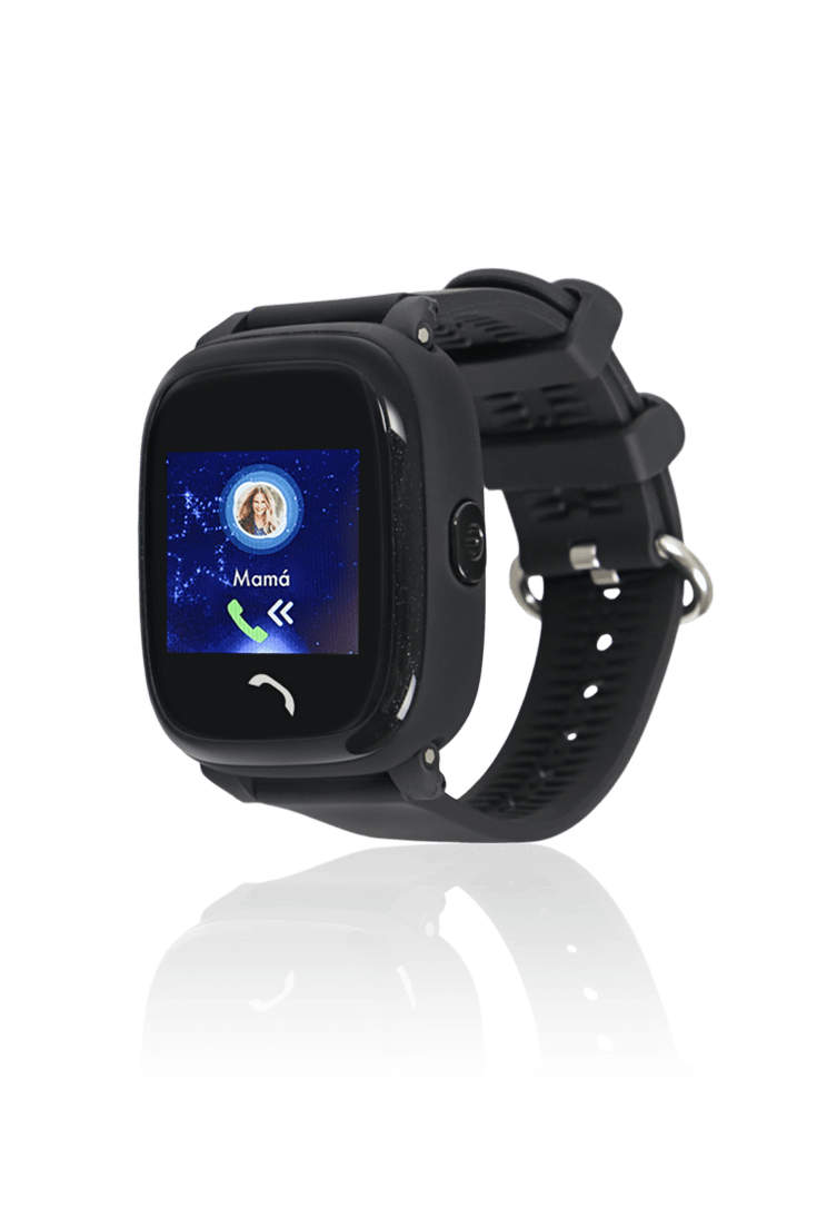 Reloj inteligente para niños con gps acuático. SaveKids Completo
