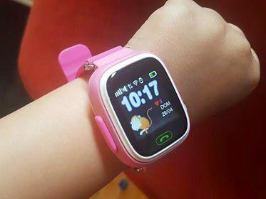 Opinión de clientes del Reloj infantil con GPS para niños