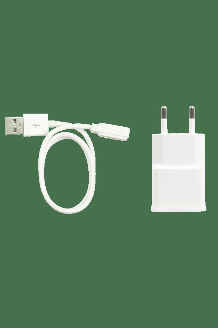 Cargador USB para smartwatch infantil