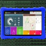 Tablet evolution para niños y adolescentes azul