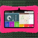 Tablet SaveFamily Kids para niños Rosa